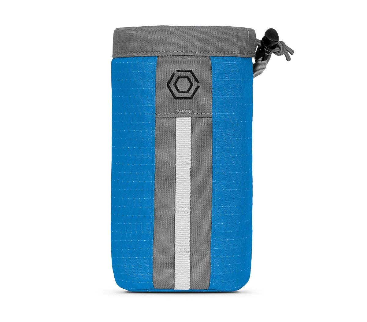 Mission Critical | S.02 Insulated Bottle Holder | Baby Gear for Dads | Designed to Work with Mission Critical Baby Carrier | Ocean Blue by Mission Critical