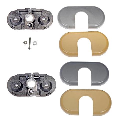 Amazon.com  Directauto Sun Visor Repair Kit (Left   Right) Fits 2002-2005 Ford  Explorer 924-279 924-280  Automotive 61361269a46