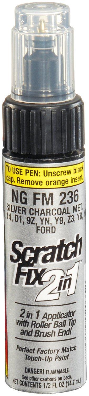 Amazon.com: Dupli-Color NGFM236 Silver Charcoal Metallic Ford ...