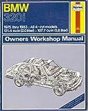 BMW 320i Owners Workshop Manual (1975 thru 1983; All 4-cyl models; 121.4 cu (2.0 liter); 107.7 cu in (1.8 liter))