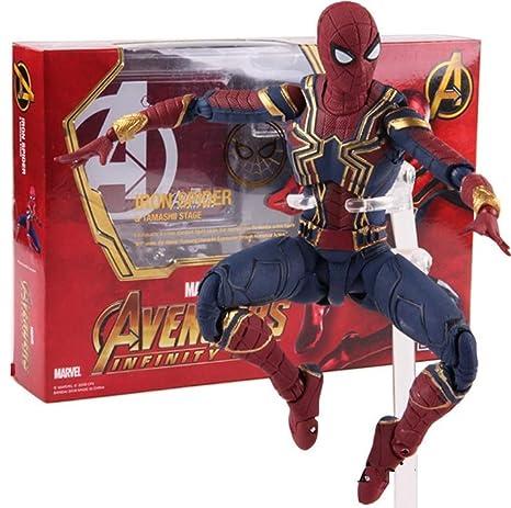 Amazoncom Campostoys Spiderman Pvc Action Figure