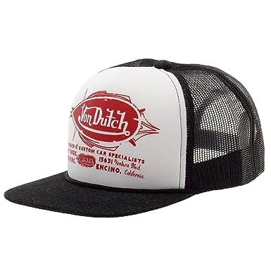 Von Dutch - Gorra de béisbol - para hombre blanco Talla única: Amazon.es: Ropa y accesorios