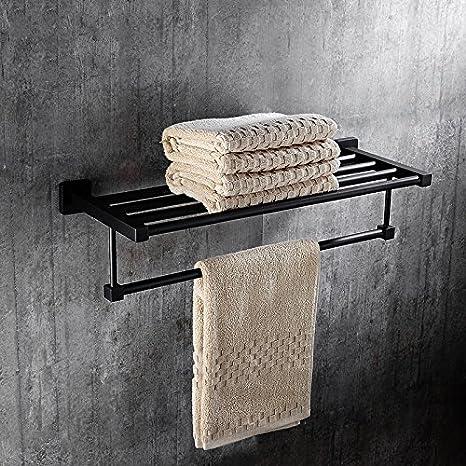 MBYW toallero Moderno de Gran Capacidad de Carga Toallero de ...