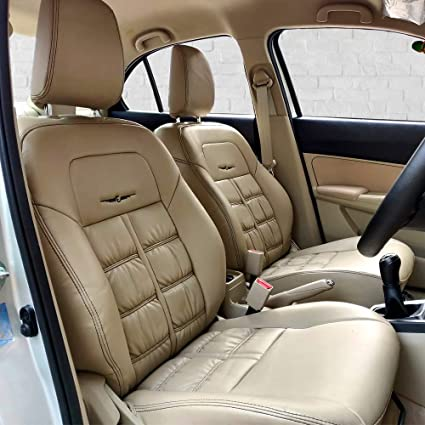Outstanding Elegant Nappa Grande Beige Art Leather Seat Cover For Maruti Onthecornerstone Fun Painted Chair Ideas Images Onthecornerstoneorg