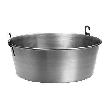 KitchenAid K5AWJ batidora y accesorio para mezclar alimentos - Accesorio procesador de alimentos (Acero inoxidable, Acero inoxidable): Amazon.es: Hogar