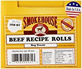 Smokehouse Beefy Roll Dog Treats