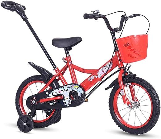 Bicicletas para niños Guo Shop 12/14/16 Pulgadas Bicicleta 2-3-5-7 ...