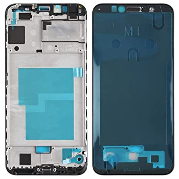 LENGKANG-EU Aplicable a Huawei Battlefront Housing LCD Frame Bezel for reemplazo de Partes de teléfonos móviles Huawei Honor Play 7A (Color : Negro): Amazon.es: Electrónica
