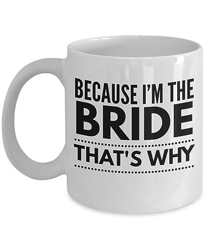 Amazon Com Bridal Shower Gift Basket Ideas Mugs For Bride 11 Oz