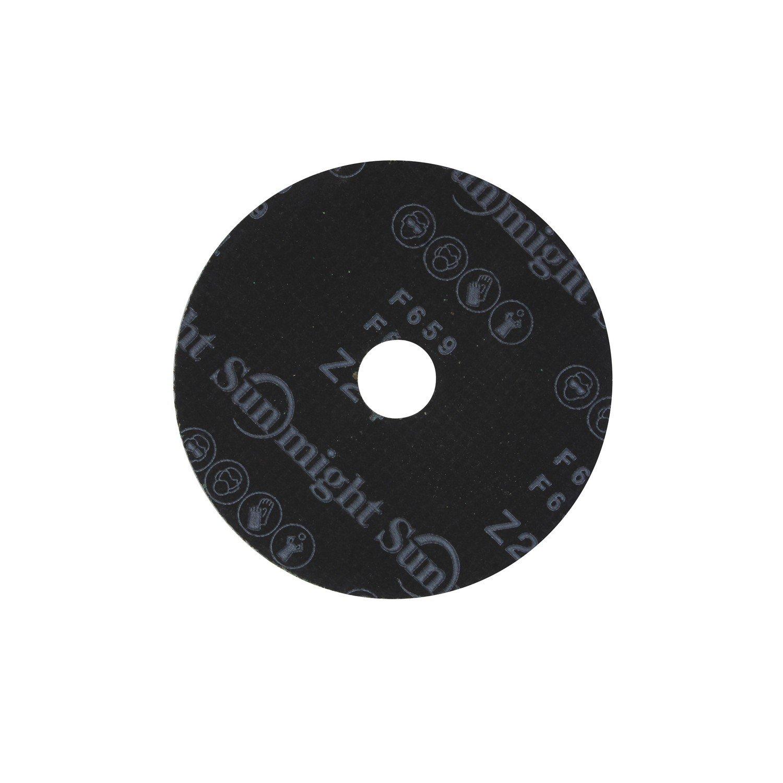 72301 25 Pieces Sunmight 5 24 Grit Alumina Zirconia Sanding Disc