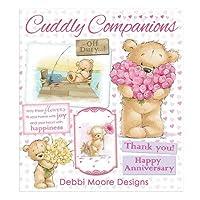 Debbi Moore Designs Cuddly Companions CD Rom (324897)