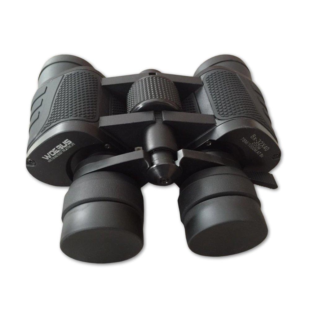Handy bihandy Binocular with優れたグリップ – ズーム可能8 x - 32 Xを40のすべての種類のアウトドア活動、たとえば、ハンティングand Bird Watching B074LYD1G8