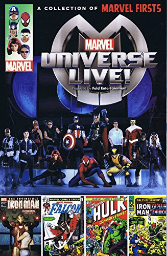 Marvel Firsts: Marvel Universe Live! (Marvel Universe Live compare prices)
