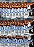 Huge Lot of TWENTY-FOUR(24) 2012 Tristar TNA Wrestling Impact Reflexxions Factory Sealed Retail Foil Packs in Mint Condition