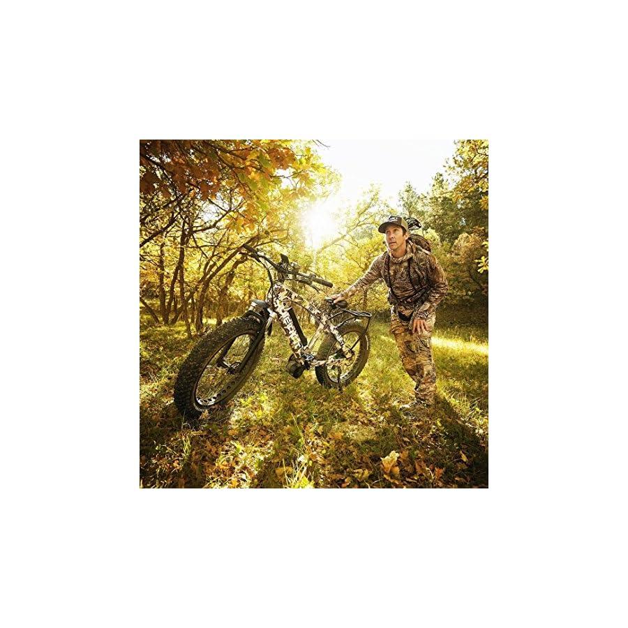 QuietKat FatKat 1000 W Electric Fat Tire Mountain Bike