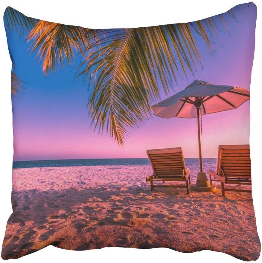 Tropical Sand Pillowcase   100