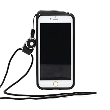 carcasa colgante iphone
