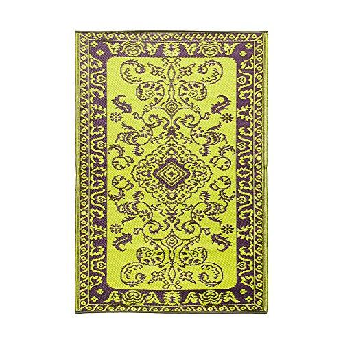 Floor 6 Classic Mat (Achla Designs Classic Duotone Floor Mat, 4