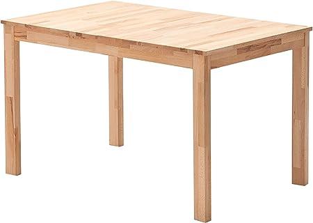 Massivholz Esstisch 80x60 Kernbuche massiv geölt Tisch Klein Küchentisch holz Buche