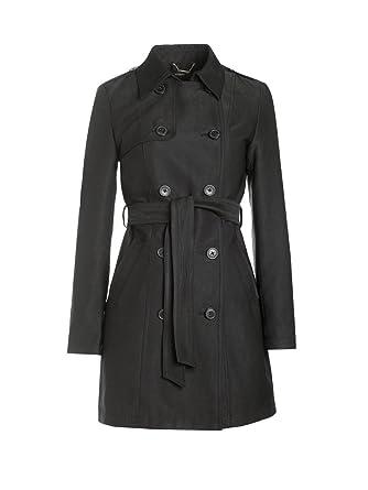 Motivi Women s Cotton Blend Trench Coat 9113947bfc1d