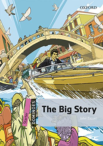 Dominoes: Starter: The Big Story Audio Pack
