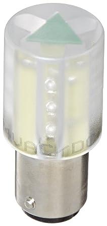 Siemens 8WD44 28-6XC Sirius Signal Column LED Lamps 24 V UC Voltage 8WD44286XC BA 15d Base