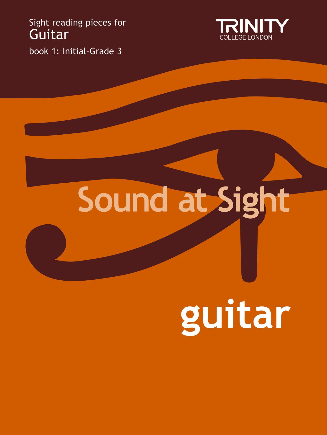 Sound At Sight Guitar (Initial-Grade 3) [Sound at Sight]