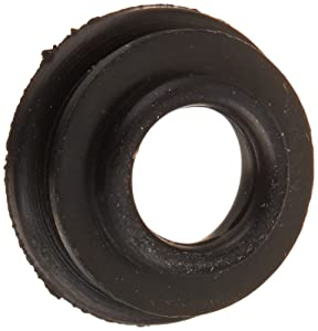 Danco, Inc. 80359 Washer, for Use with Price Pfister 2-Handle Kitchen and Bath Faucets, Rubber, Black