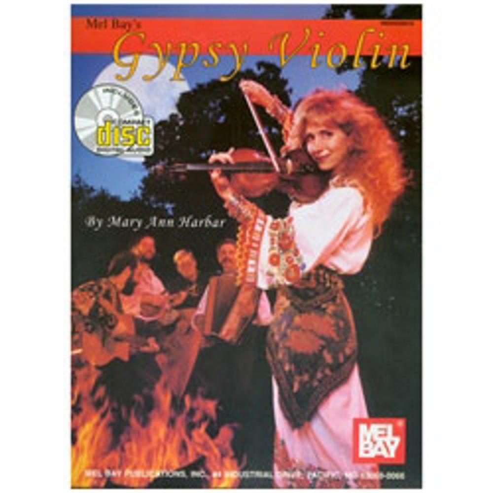 Mel Bay Gypsy Violin (Book/CD)