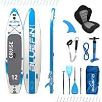 """Bluefin SUP Inflatable Stand Up Paddle Board 