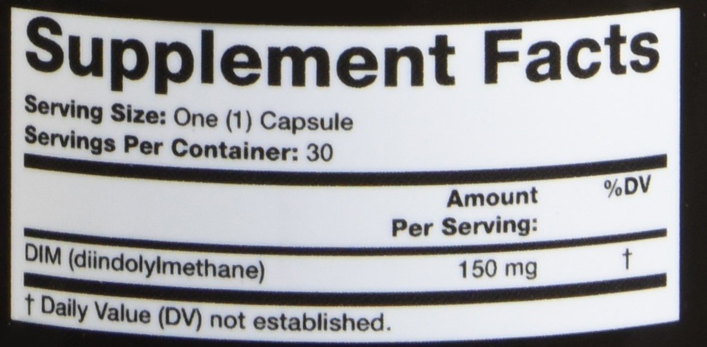 Olympian Labs DIM 150 mg 30 caps