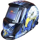 Máscara de Solda Automática Tonalidade 11 Fixa Águia-TITANIUM-5245