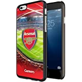 InToro Arsenal FC - 3D Case for Apple iPhone 7 I Ultra-Slim Bumper Cover I Anti-Scratch Smartphone Protection