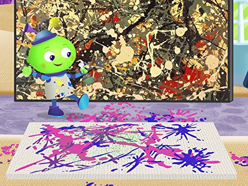 - Jackson's Action Painting/Arty Plays Safari
