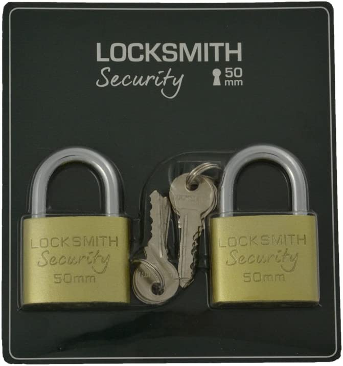 50mm Locksmith Security Padlock