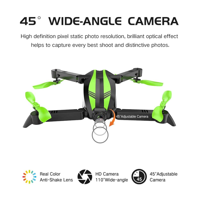 MXECO Global Drone GW68 RC Drone Mini Drone Altitude Hold ...