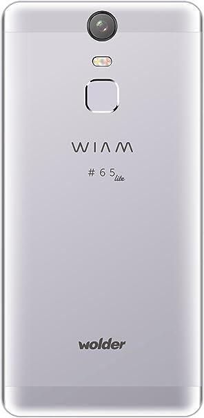Wolder WIAM #65 LITE - Smartphone Libre (5