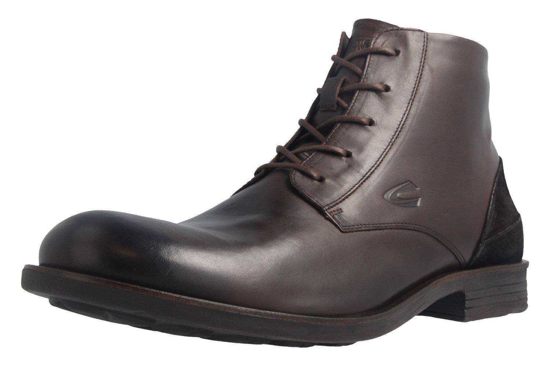 camel active Herren Boots Gore Tex   Mocca   Braun Schuhe in übergrößen Braun