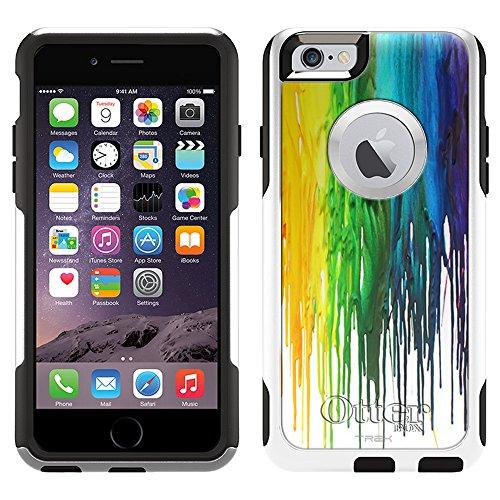 OtterBox Commuter Apple iPhone 6 Plus Case - Melting Wax OtterBox Case