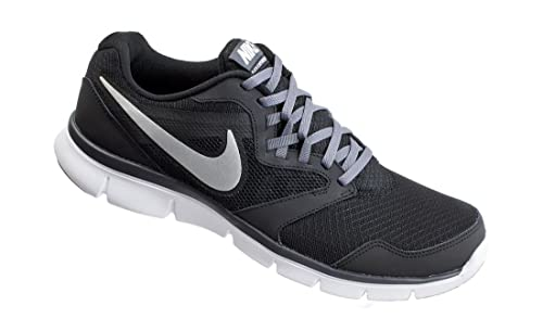 d72ce329685cb Nike New Men s Flex Experience Run 3 Running Shoe Black White .