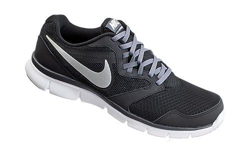 the best attitude 7f5fe a2e30 ... wholesale nike new mens flex experience run 3 running shoe black white  454bb e87cb