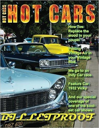 Hot Cars No 6 The Nation S Hottest Car Magazine Volume 1 Mr