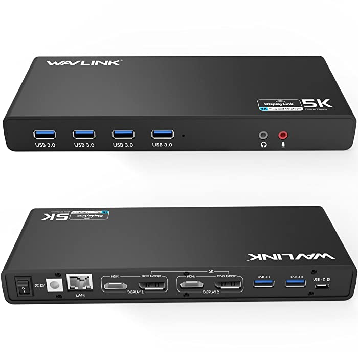 Top 9 Laptop Docking Station Two Hdmi Output