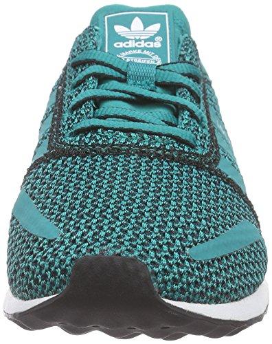 Adidas Originali Los Angeles, Scarpe Da Ginnastica Grün (verde Eqt S16 / Verde Verde S16 / Ftwr Bianco)