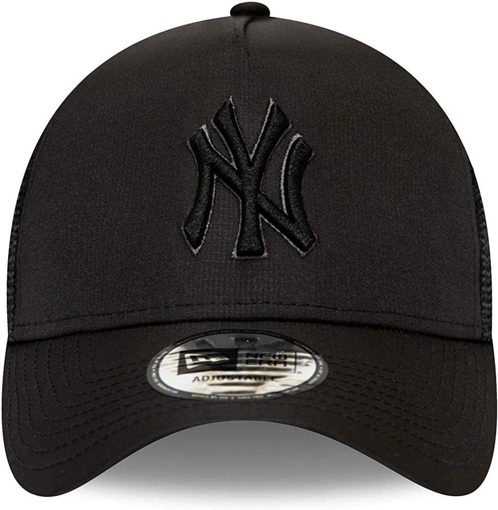 New Era New York Yankees A Frame Adjustable Trucker Cap Trucker Bob