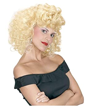 Horror-Shop 50s peluca rubia