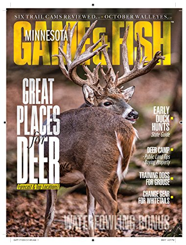 Best Price for Minnesota Sportsman Magazine Subscription