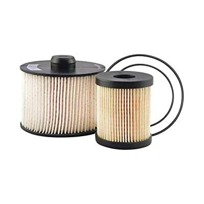 Baldwin Automotive PF7852 KIT Fuel Filter Kit,3-3/4 In: Automotive