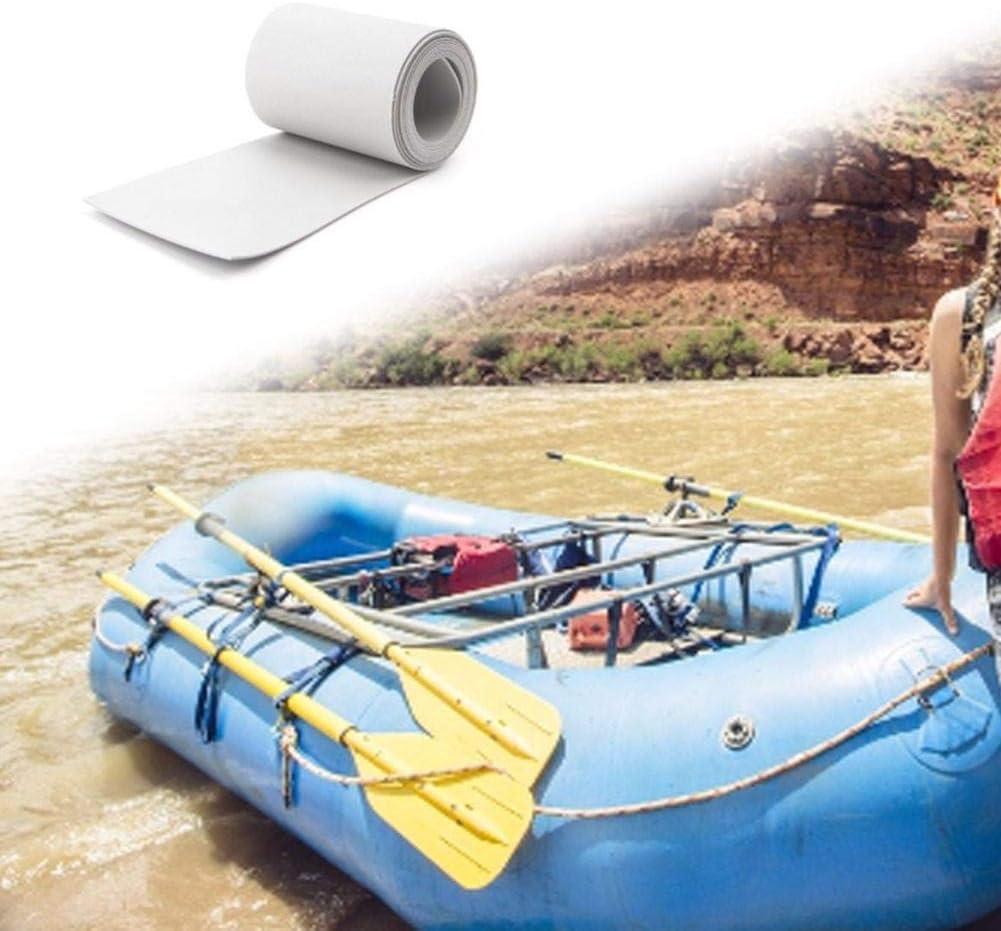 PVC Flicken Reparaturset Schlauchboot Reparatur Flickzeug Wasserfeste Loch Reparaturset F/ür Schlauchboot Aufblasbares Boo PVC Flicken Schlauchboot Reparatur PVC Repair Kit Kleber Reparaturflicken