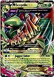 Mega/M Sceptile Ex (Xy Ancient Origins #8/98) Rare/Holo Foil Pokemon Card